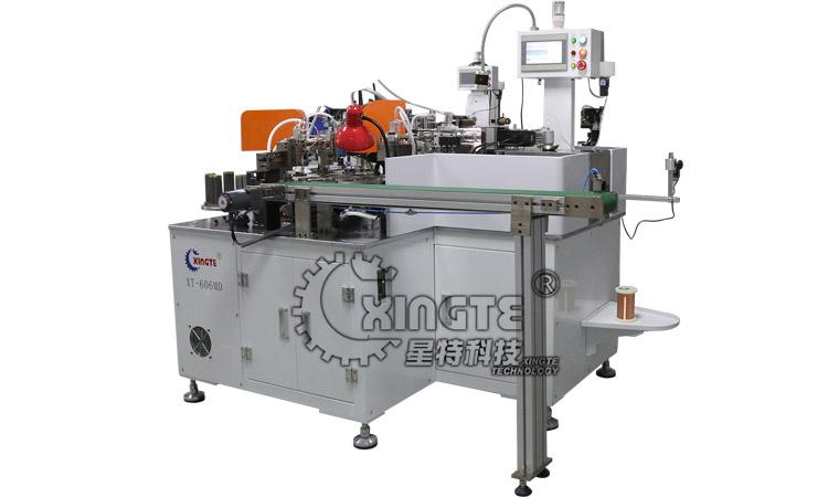 全自动音膜组合绕线机XT-606MD