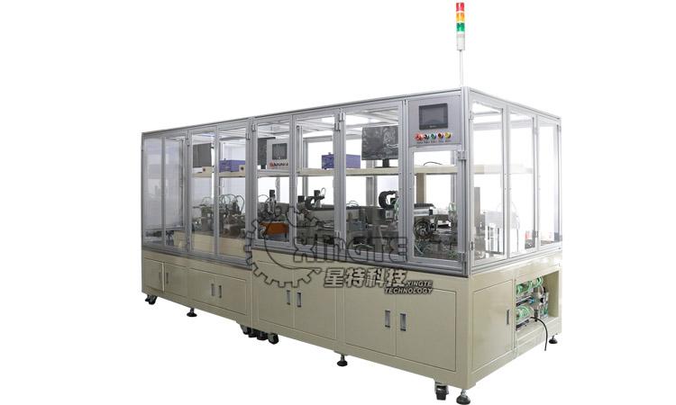 全自动磁路组装机 XT-Q600