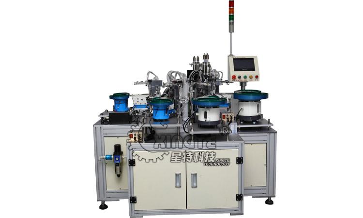 全自动磁路铆压机 XT-M600