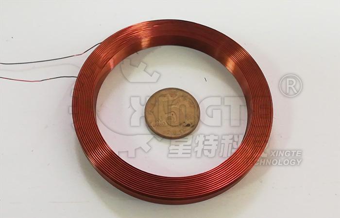电磁离合器线圈绕线机
